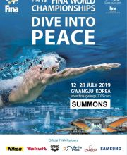 World Swimming Championships 2019 in Gwangju