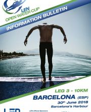 2018 Barcelone - Open Water European Cup - 3rd Stage