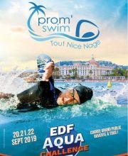 Prom'Swim Traversée of Nice 2019