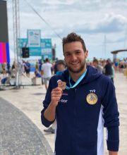 Coupe du Monde de natation Marathon 2018 en Hongrie - Etape n°4