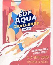 EDF Aqua Challenge - Paris 2020
