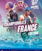 2020 French OpenWater Championships at Jablines