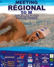 2018 Sarcelles Roissy Pays de France Regional Meeting - 50 m