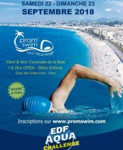 EDF Aqua Challenge - Nice 2018
