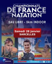 2017 French Indoor Open-Water Championships at Sarcelles
