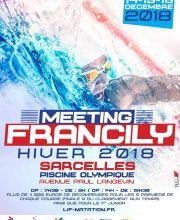 Meeting Francily Hiver 2018 à Sarcelles