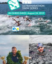 FINA UltraMarathon World Cup 2019 at Ohrid - Stage 4
