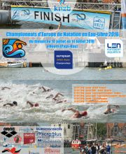 Championnats d'Europe 2016 d'Eau-Libre - Hoorn