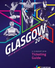 Glasgow 2018 - Championnats d'Europe