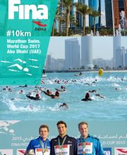 Abu Dhabi - 2nd stage of the Marathon World Cup 2017
