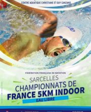 2020 French Championships Indoor 5 km at Sarcelles