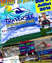 Lac des Vieilles Forges - French Open-Water Cup 2016 - 17th Stage