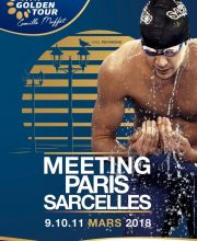 FFN Golden Tour Camille Muffat - Meeting Paris Sarcelles 2018