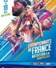 Championnats de France 2018 à Montpellier