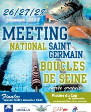 1er Meeting National Saint-Germain Boucles de Seine