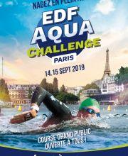 EDF Aqua Challenge 2019 à Paris