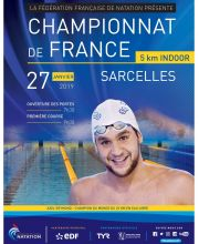 Championnats de France Indoor d'Eau-Libre 2019 à Sarcelles