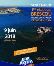 1st Stage - EDF Aqua Challenge - Le Brescou (Le Cap d'Agde)