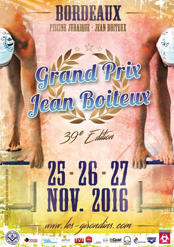 39th Jean Boiteux Grand-Prix