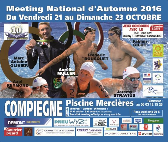 Meeting National d'Automne 2016 à Compiègne