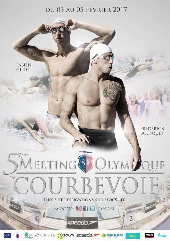 5th Courbevoie Olympic Meeting - 50 m