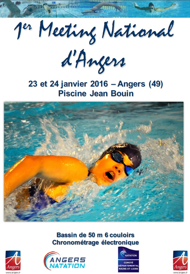 1er Angers National Meeting