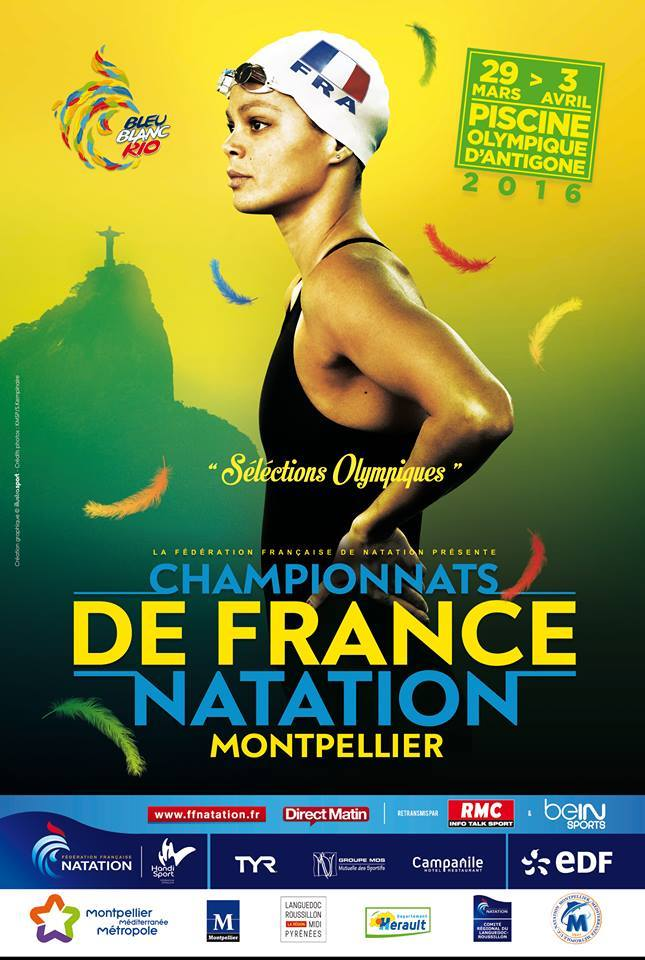 French Championships 2016 in 50m at Montpellier
