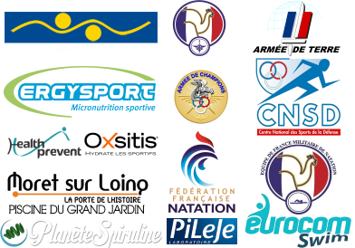 CSM Clamart Natation, Military Swimming Team of the French Champions Earth Army, CNSD, FFN, Pool of the Faisanderie